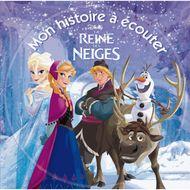 9782014645460 - Hachette Livres - Mon petit livre CD- Reine des neiges