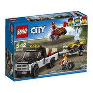 5702015865760 - LEGO® City - 60148- L'équipe de course tout-terrain