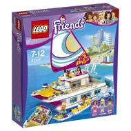 5702015866460 - LEGO® Friends - 41317- Le catamaran