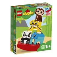 5702016367560 - LEGO® DUPLO® - 10884- Ma première balançoire des animaux