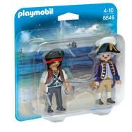 4008789068460 - PLAYMOBIL® Spécial Plus - Pirate et soldat royal