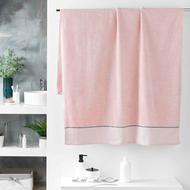 3574388012261 - Douceur D Interieur - Drap de bain Belina Rose