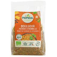 3380380077661 - Priméal - Boulgour Potiron Citronnelle Bio et Vegan