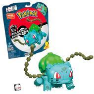 0887961928761 - Pokémon - Mega Bloks - Bulbizarre - Pokémon à construire- GKV83