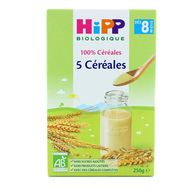 4062300259461 - Hipp - 5 céréales bio dès 8 mois