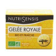 3760161790062 - Nutrisensis - Gelée royale Bio Fraîche 40g