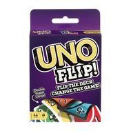 0887961751062 - Mattel - Jeu de cartes Uno Flip- GRD44