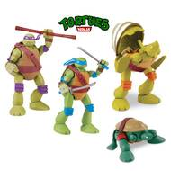 8001444142662 - Giochi Preziosi - Figurine mutation 14 cm transformable- Tortues Ninja