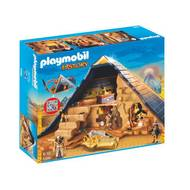 4008789053862 - PLAYMOBIL® History - Pyramide du pharaon