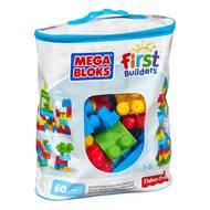 0065541084162 - Fisher-Price - Sac de briques medium classique Mega Bloks