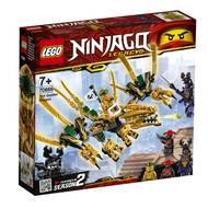 5702016367362 - LEGO® Ninjago - 70666- Le dragon d'or
