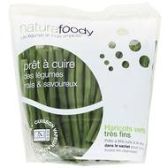 3000120039062 - Naturafoody - Haricots verts très fins sachet micro-ondable