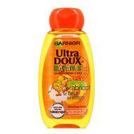 Garnier - Ultra Doux - Shampooing enfant 2en1 abricot