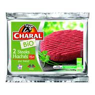 3181232220163 - Charal - Steak haché 15% Mat.gr bio