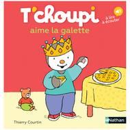 9782092570463 - T Choupi - Aime la galette