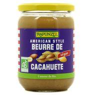 4006040000563 - Rapunzel - Beurre de cacahuète bio