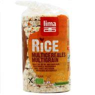 5411788041263 - Lima - Galette de riz multicéréales