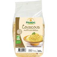 3380380052163 - Priméal - Couscous Multicéréales, Bio