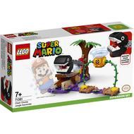 5702016912463 - LEGO® Super Mario - 71381- Ensemble d'extension La rencontre de Chomp dans la jungle