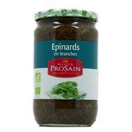 3335880005263 - Prosain - Epinards en branches bio bocal