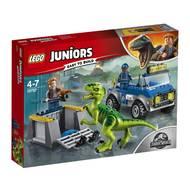 5702016117363 - LEGO® Juniors - 10757- Le camion de secours des raptors