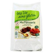 3380380057663 - Ma Vie Sans Gluten - Mix patisserie bio sans gluten