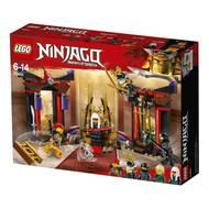 5702016109863 - LEGO® Ninjago - 70651- La confrontation dans la salle du trône