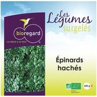 3760125200064 - Bioregard - Epinards hachés en galets Bio