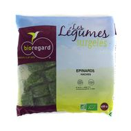 3760125200064 - Bioregard - Epinards hachés Bio en galets