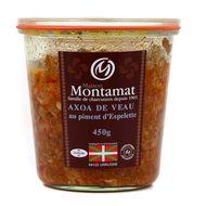 3760009641464 - Artisan Charcutier Montamat - Axoa de veau au piment d'Espelette