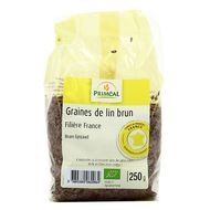 3380380062964 - Priméal - Graines de Lin Brun, Bio