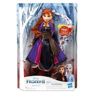 5010993634064 - Disney Princesses - Hasbro - Anna chantante- La reine des neiges 2