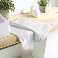 3574388009964 - Douceur D Interieur - Serviette de toilette Eponge Blanc
