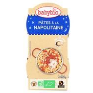 3288131520865 - Babybio - Pâtes à la Napolitaine bio, dès 8 mois