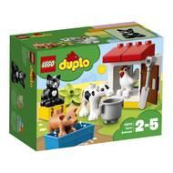5702016111965 - LEGO® DUPLO® - 10870- Les animaux de la ferme