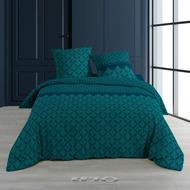 3574386433365 - Douceur D Interieur - parure Orfea Bleu 3 pièces