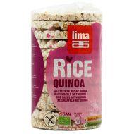5411788034265 - Lima - Galette de riz quinoa bio