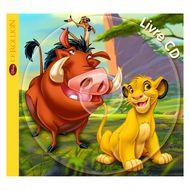 9782014634365 - Hachette Livres - Mon petit livre CD- Le Roi Lion