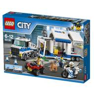 5702015865265 - LEGO® City - 60139- Le poste de commandement mobile