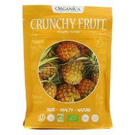 3770000858365 - Organica - Ananas Crunchy bio déshydraté