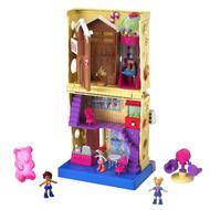 0887961829365 - Polly Pocket - Mattel - Le magasin de bonbons Polly Pocket- GKL57