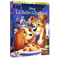 8717418319465 - DVD - La Belle et le Clochard