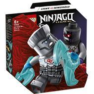 5702016912166 - LEGO® Ninjago - 71731- Set de bataille épique -  Zane contre Nind