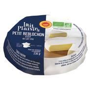 3760099532666 - Lait Plaisirs - Petit Reblochon bio au lait cru