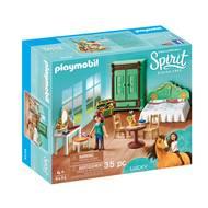 4008789094766 - PLAYMOBIL® Spirit - Chambre de Lucky