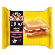 3181238957766 - Charal - Croq'toast au pastrami