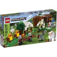 5702016618266 - LEGO® Minecraft - 21159- L'avant-poste des pillards