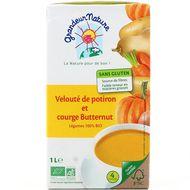 3252920048366 - Grandeur nature - Velouté de potiron et courge Butternut Bio