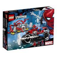 5702016368666 - LEGO® Super Heroes Marvel - 76113- Le sauvetage en moto de Spider-Man