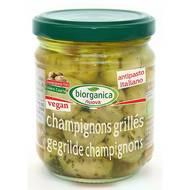 8029689008666 - Biorganica Nuova - Champignons grillés à l'huile Bio et Vegan